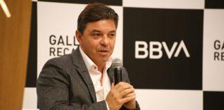 Marcelo Gallardo presentó su libro