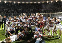 Gerardo Alcoba celebró el título de Tigre