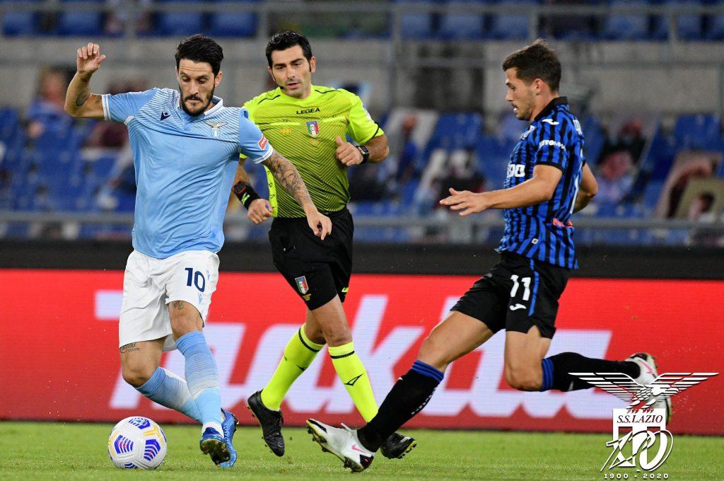 Atalanta goleó a Lazio