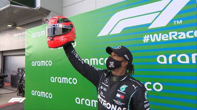 Hamilton ganó