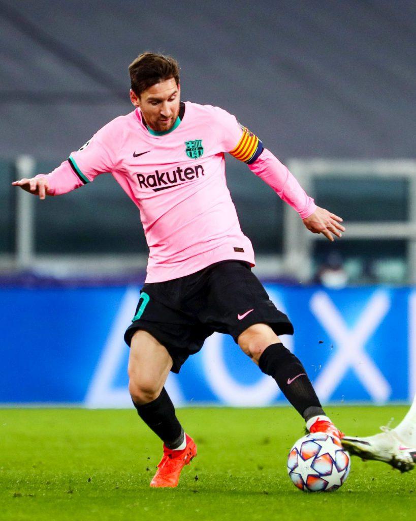 Messi convirtió