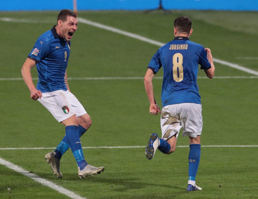 Ganó Italia