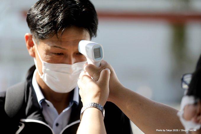 Pruebas en Tokio para prevenir contagios