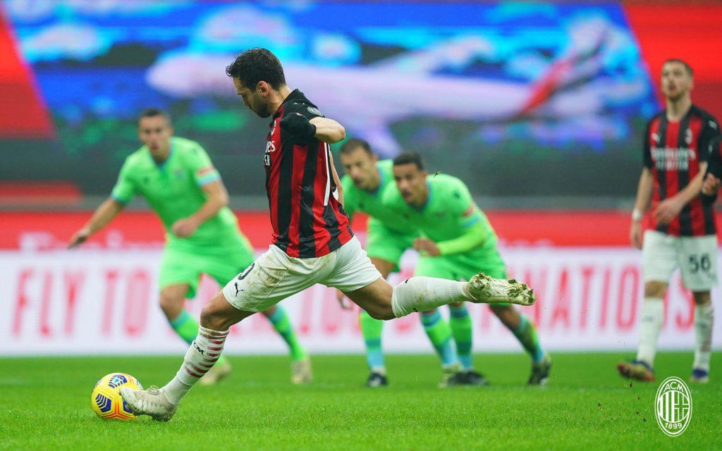 Milan ganó