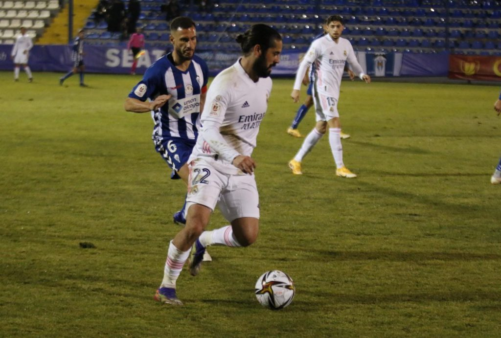 Alcoyano le ganó a Real Madrid
