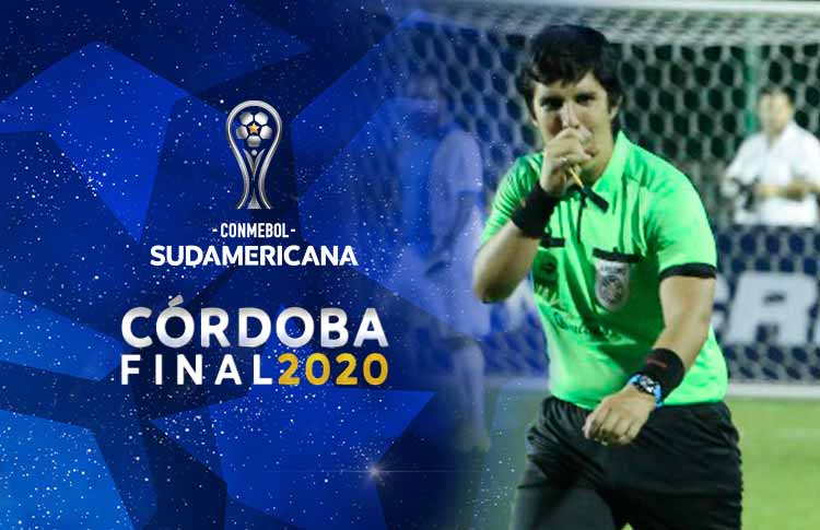 Invitado final Sudamericana