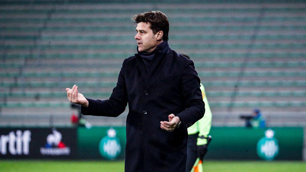Pochettino debutó en PSG