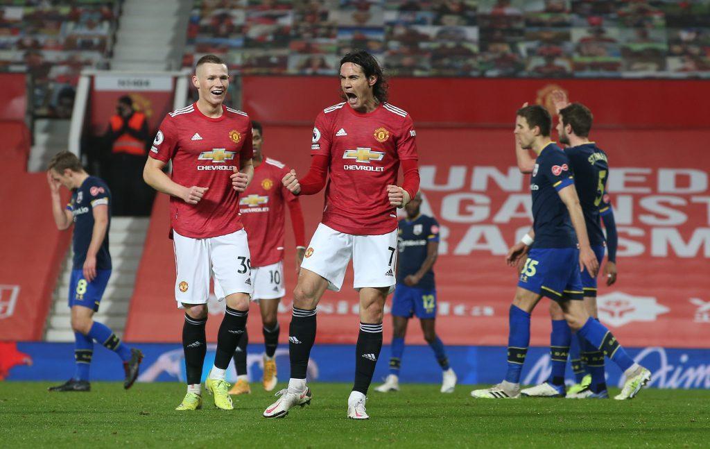 Manchester United metió nueve goles