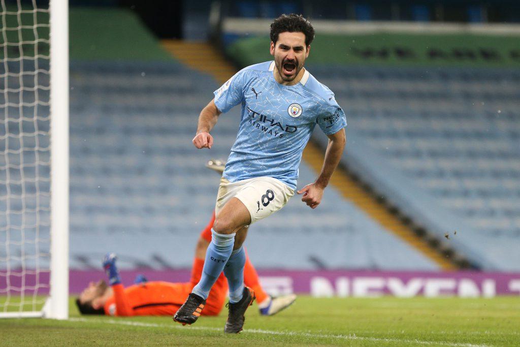 Manchester City goleó al Tottenham y sigue firme en la cima - IAM Noticias