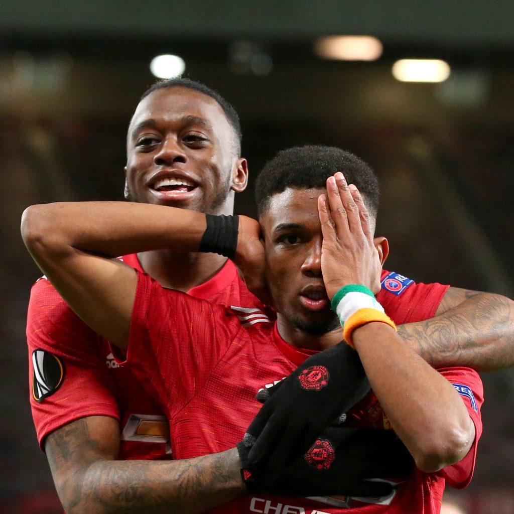 Manchester United y Milan empataron