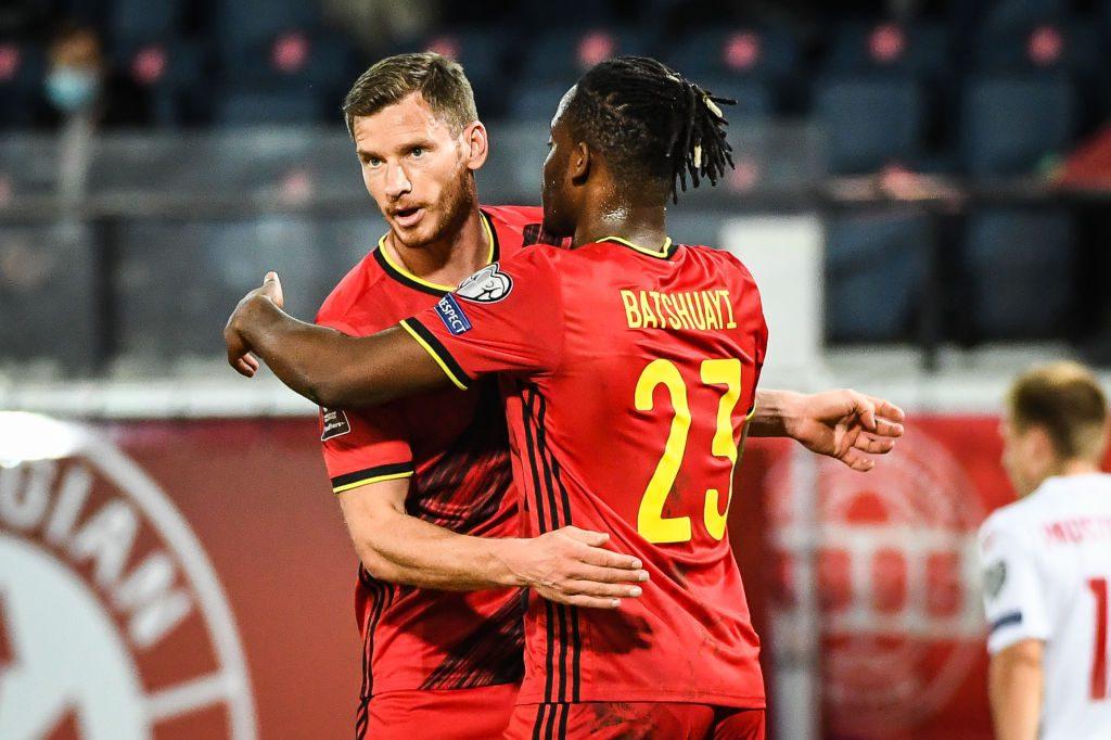 Goleó Bélgica