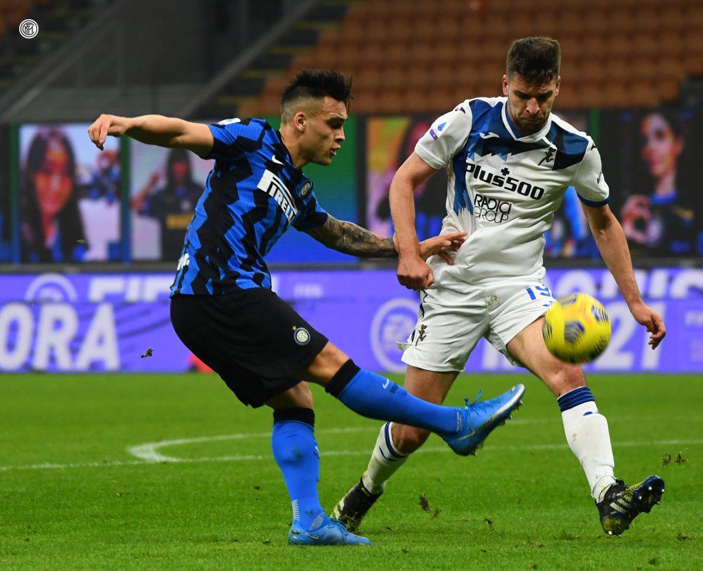 Ganó Inter
