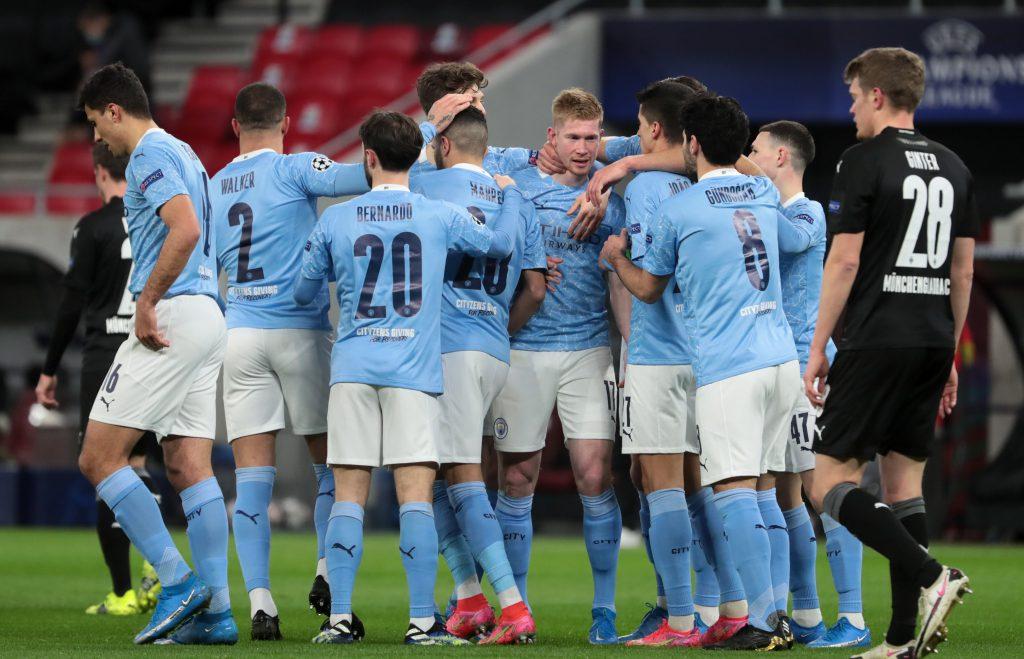 Manchester City pasó a cuartos sin transpirar - IAM Noticias