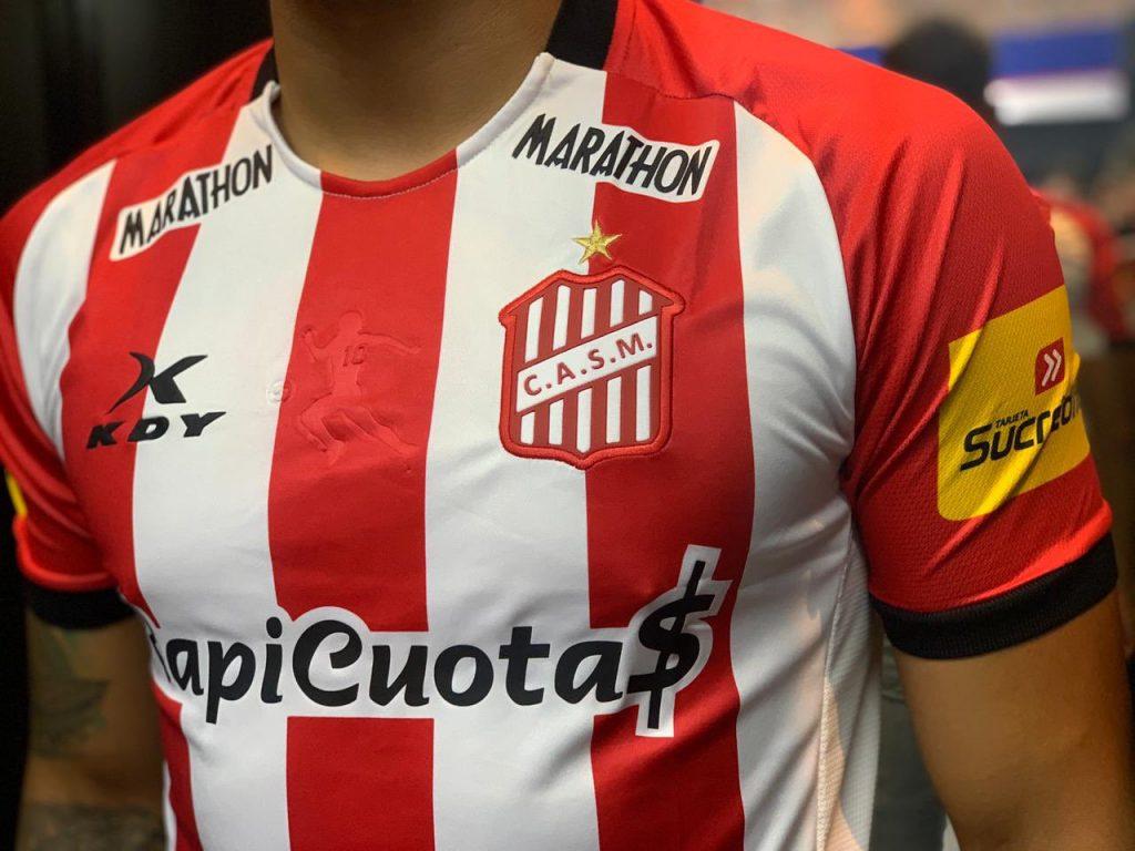 Camiseta San Martín de Tucumán