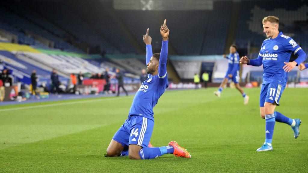 Ganó Leicester