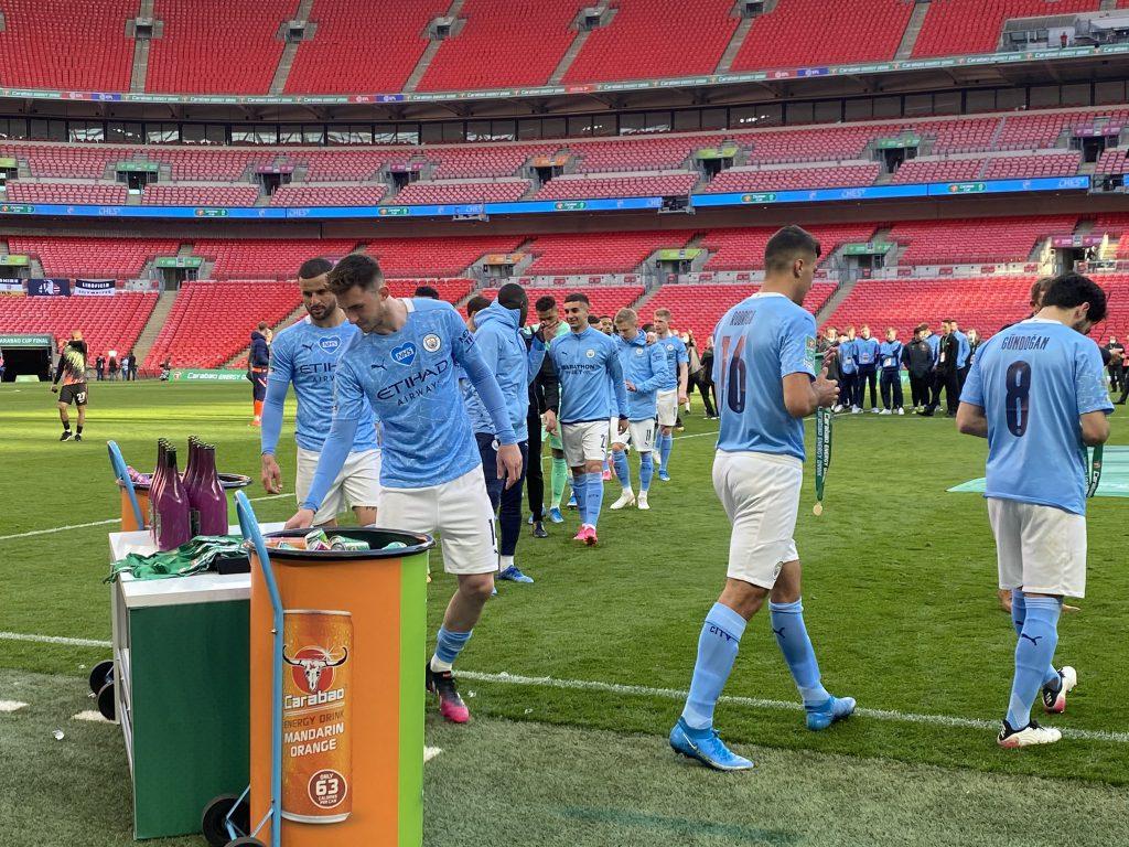 Manchester City se quedó con la Copa de la Liga ante Tottenham - IAM Noticias