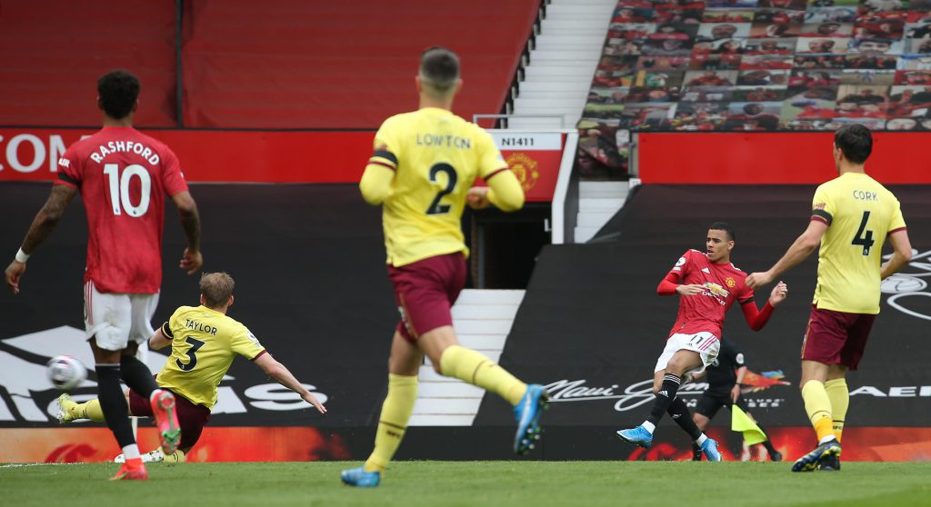 Ganó Manchester United