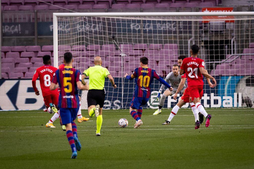 Perdió Barcelona