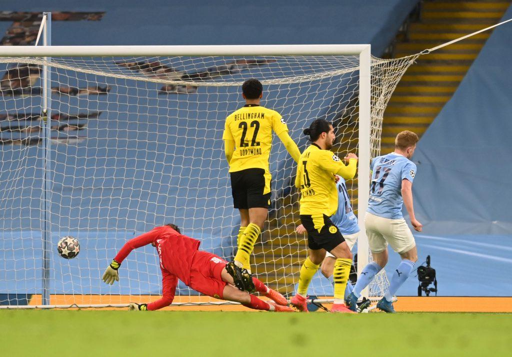 Manchester City: ajustado y agónico triunfo sobre Borussia Dortmund - IAM Noticias