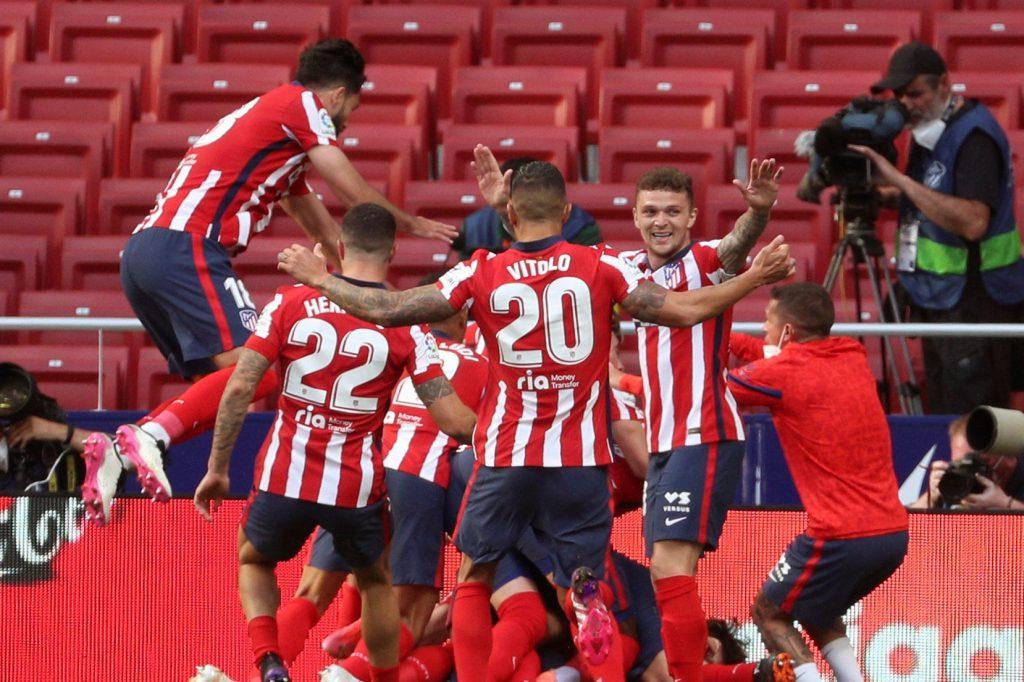 Atlético de Madrid ganó