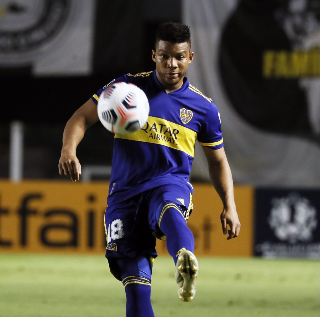 Boca pierde con Santos