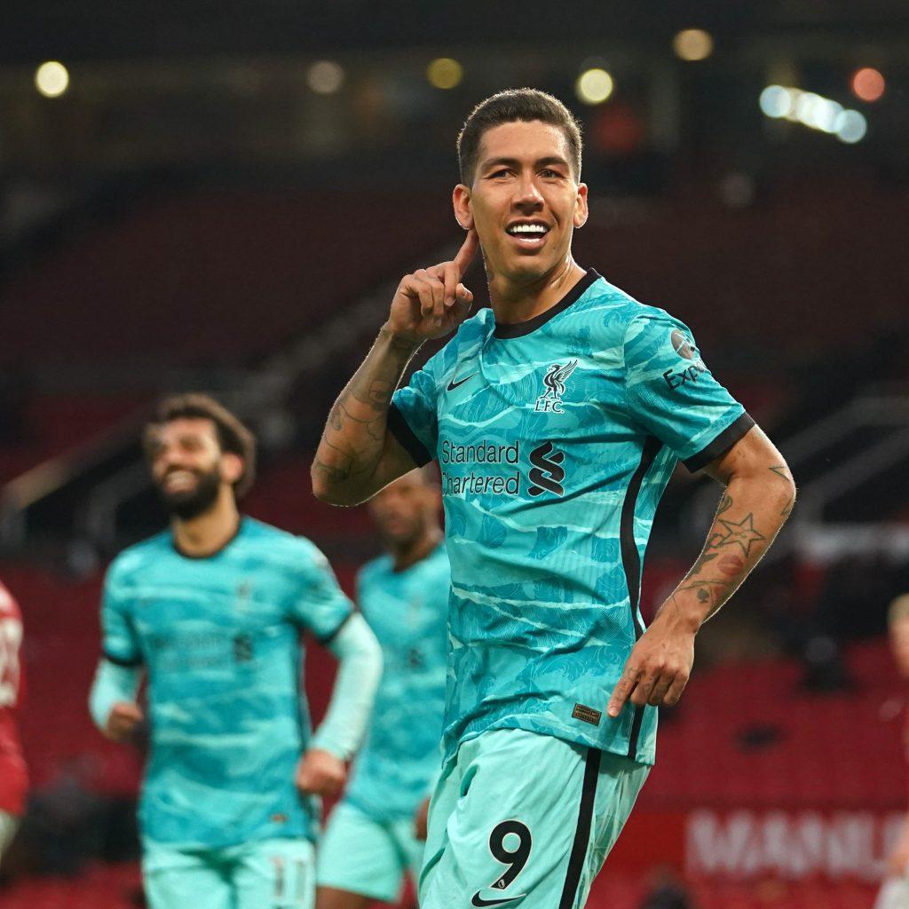 Liverpool le ganó a Manchester United