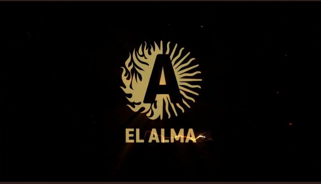 Nuevo logo El Alma