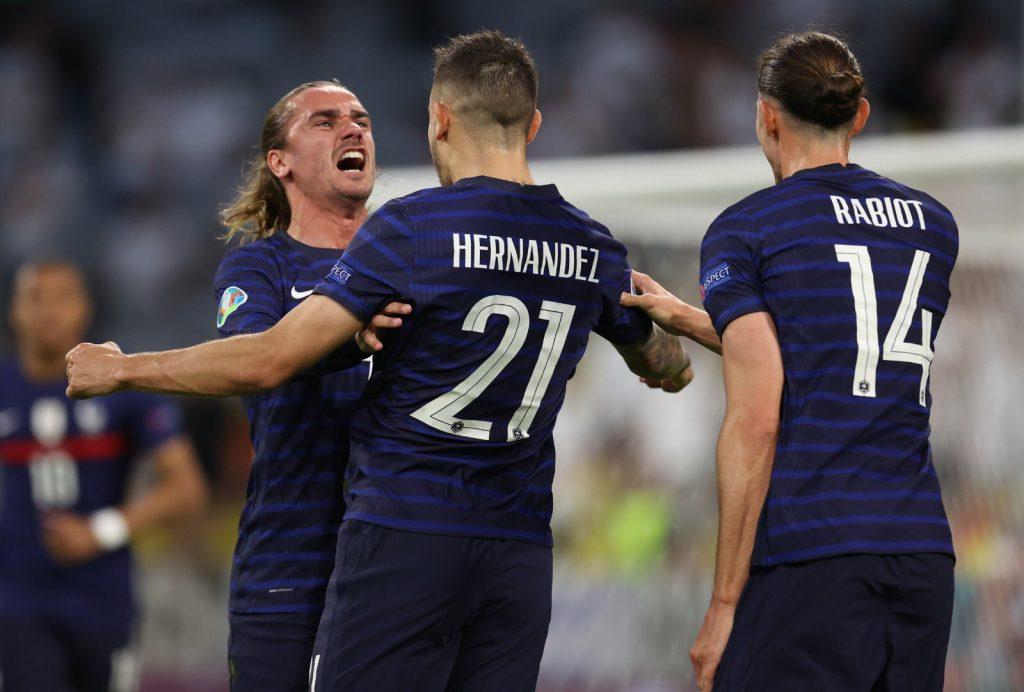 Ganó Francia