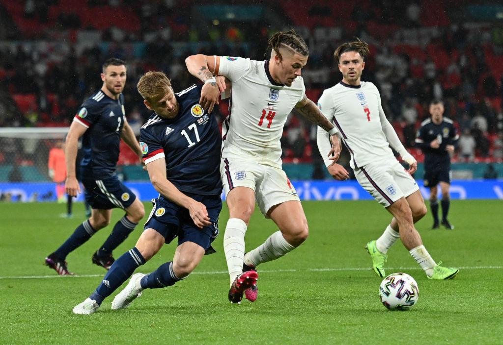 Inglaterra empató con Escocia