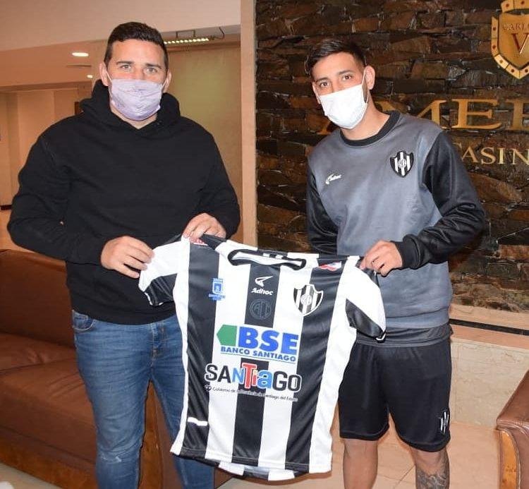Lautaro Torres firmó con Central Córdoba