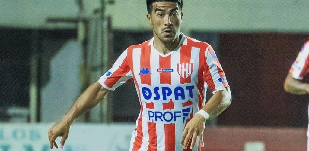 Nelson Acevedo jugará en Godoy Cruz