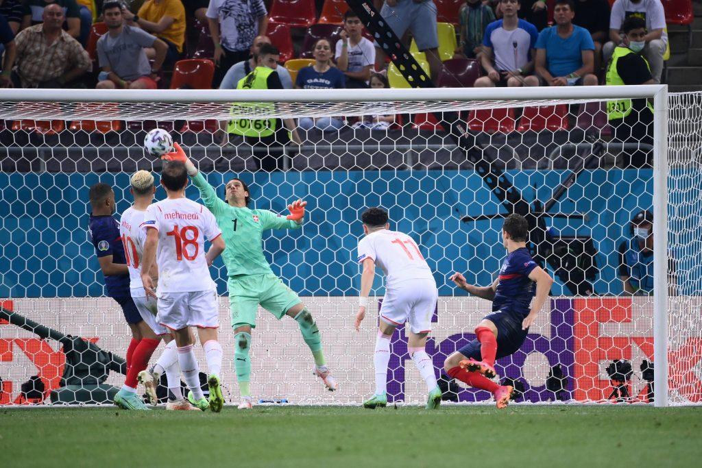 Suiza eliminó a Francia en la Eurocopa
