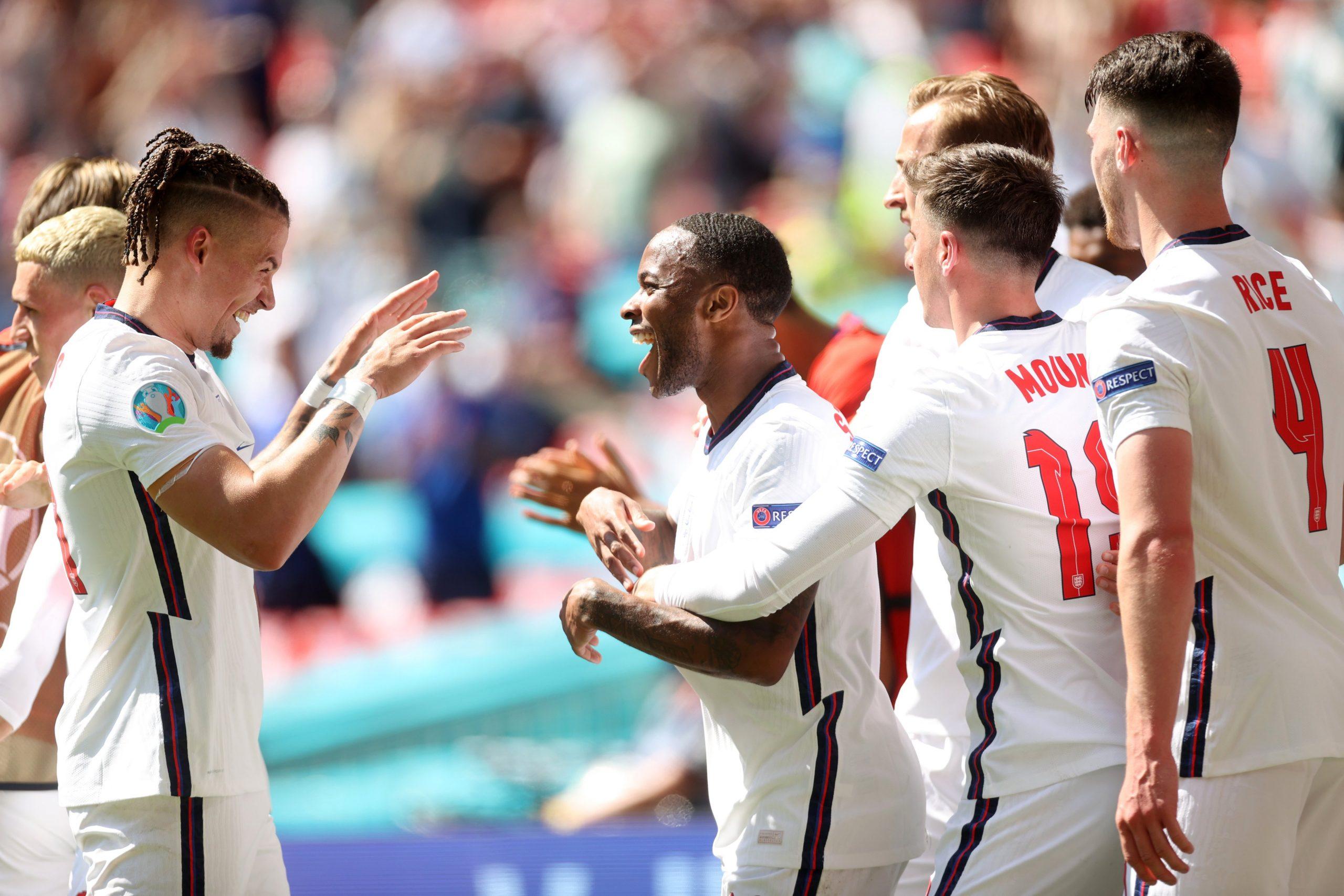 Ganó Inglaterra