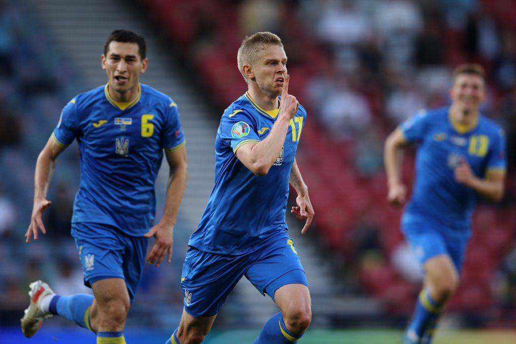 Ganó Ucrania