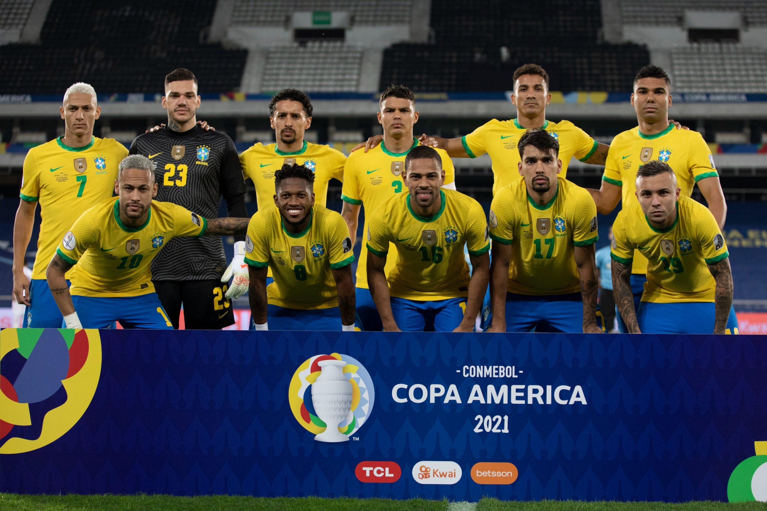 Brasil en la Copa América