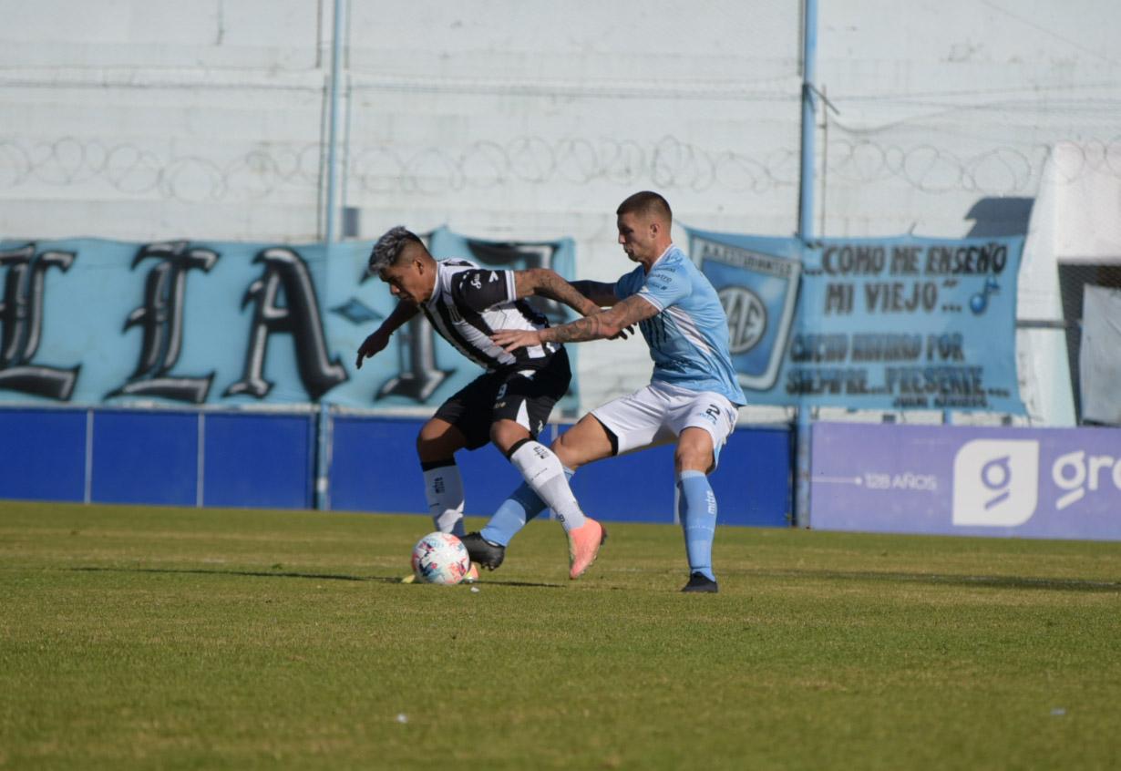 Gimnasia de Mendoza empató con Estudiantes de Río Cuarto