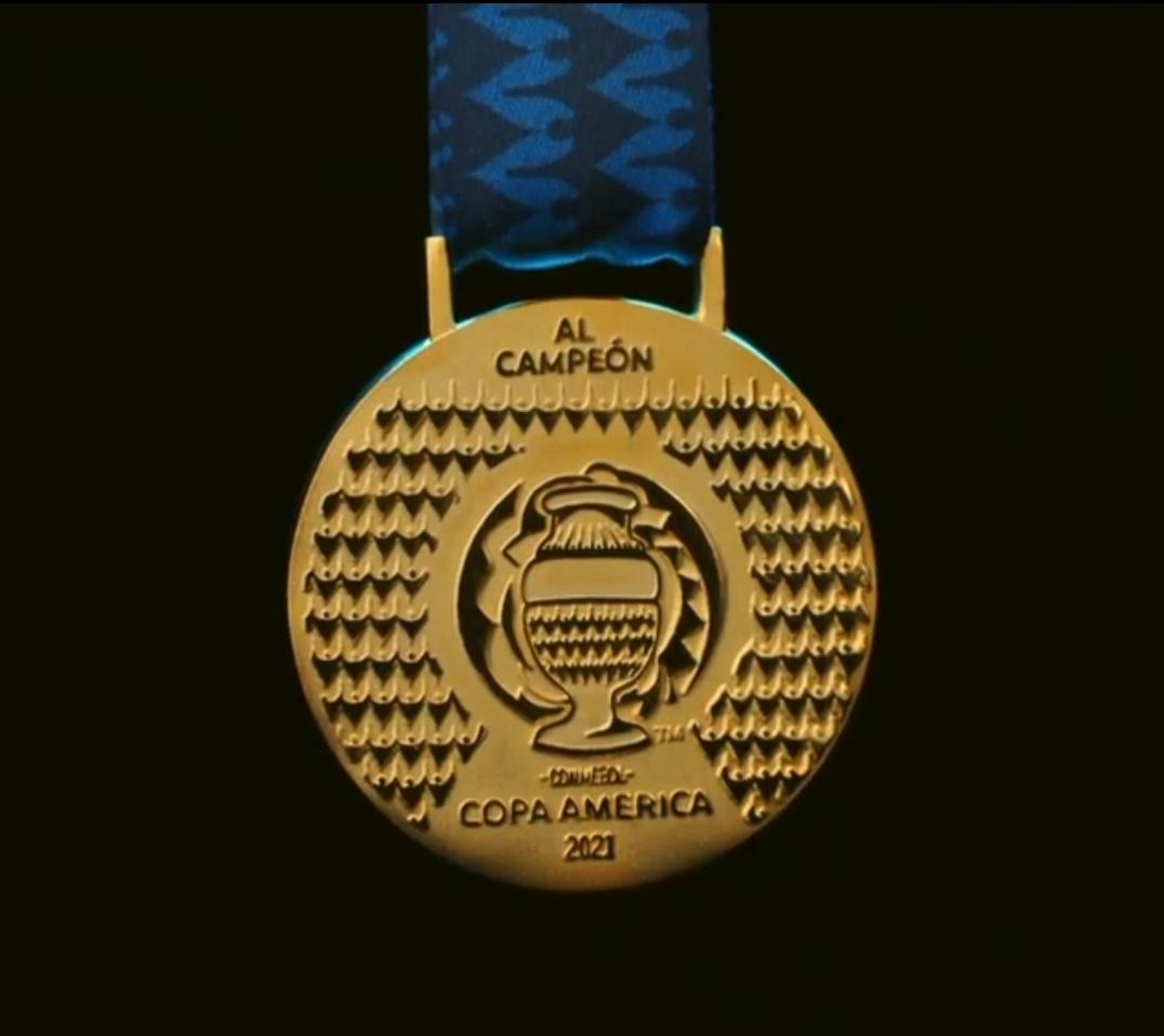 Medalla de oro Copa América